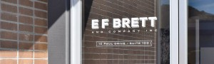 EF Brett and Company Inc
