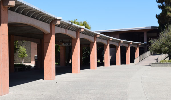 Chabot College Arcade