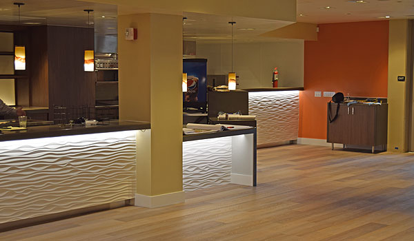Boundary Oaks Golf Course Grille Remodel
